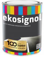 Ekosignol - farba na vodorovné dopravné značenie