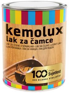 Kemolux - Lodný lak na drevo