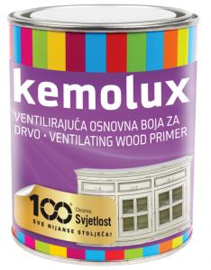Kemolux - ventilačná základná farba na drevo