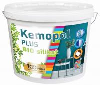 KEMOPOL PLUS BIO SILIKÁT - Silikátová interiérová farba pre ľudí s alergiami