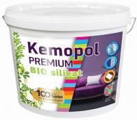 KEMOPOL PREMIUM BIO SILIKÁT - Umývateľná silikátová interiérová farba