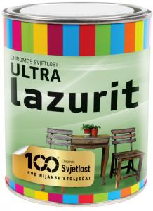 Lazurit - tenkovrstvová lazúra na drevo