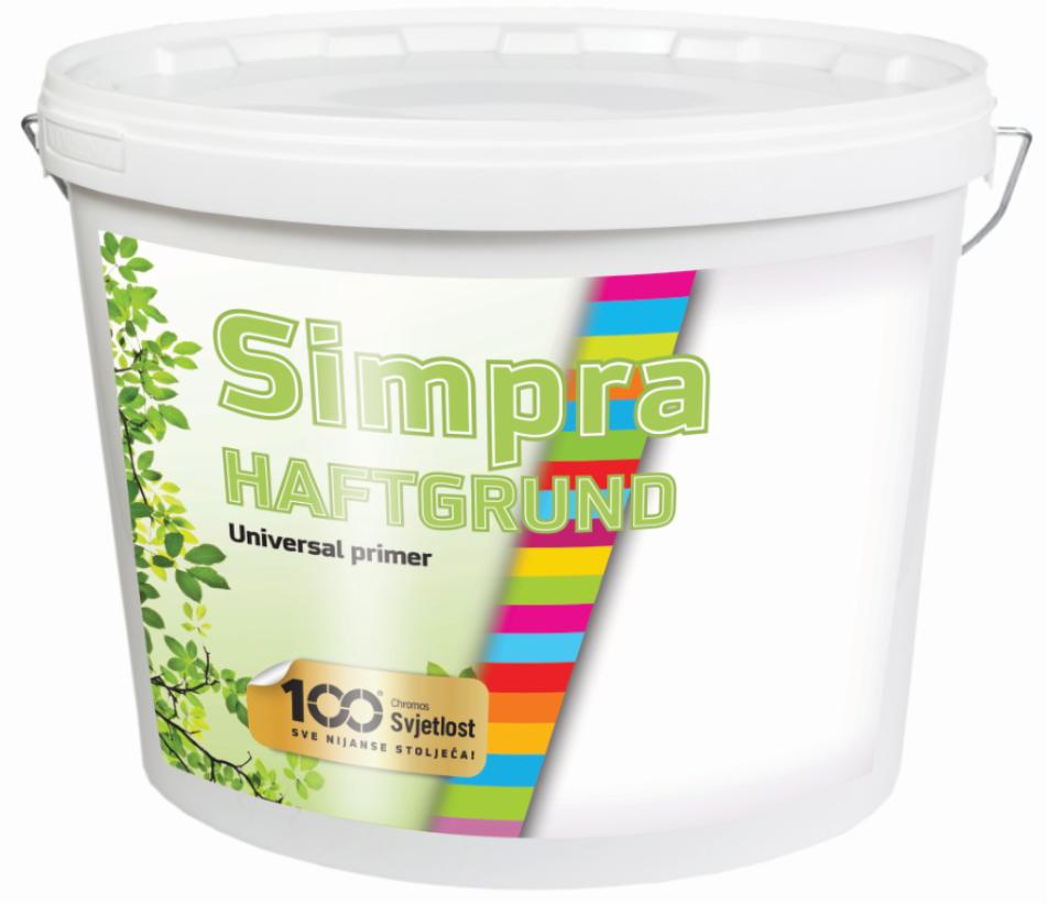 SIMPRA HAFTGRUND - Základný penetračný náter na steny