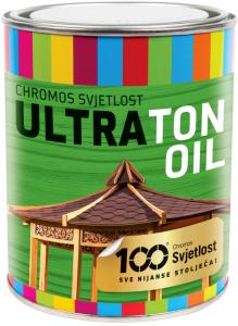 Ultraton Oil - olejová lazúra na drevo