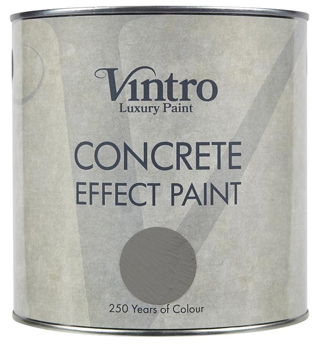 VINTRO CONCRETE EFFECT PAINT - Farba s efektom betónu