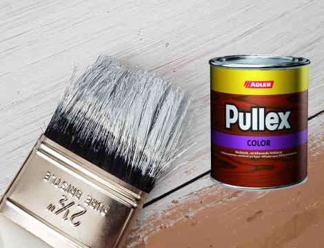 Farba na drevo, olej na drevo - aký náter na drevo použiť?