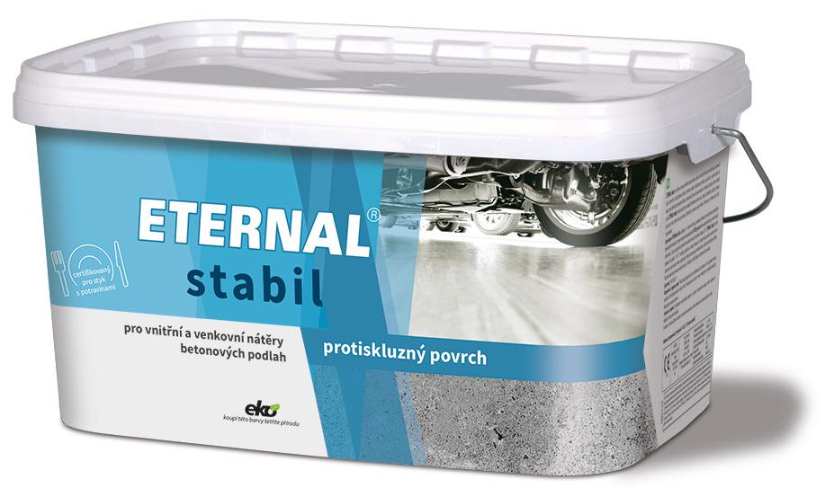 ETERNAL STABIL - Farba na betónové podlahy